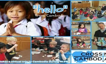 Cambodia mission trip template