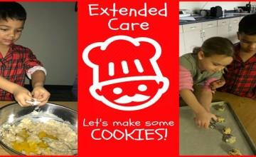 EC cookie making template