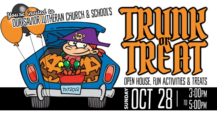 trunk and treat Website Header