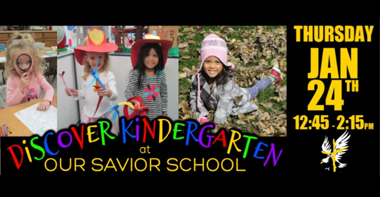 OSS discover kindergarten Website Slide