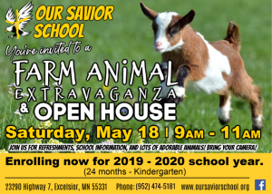 Farm Animal Extravaganza 2019