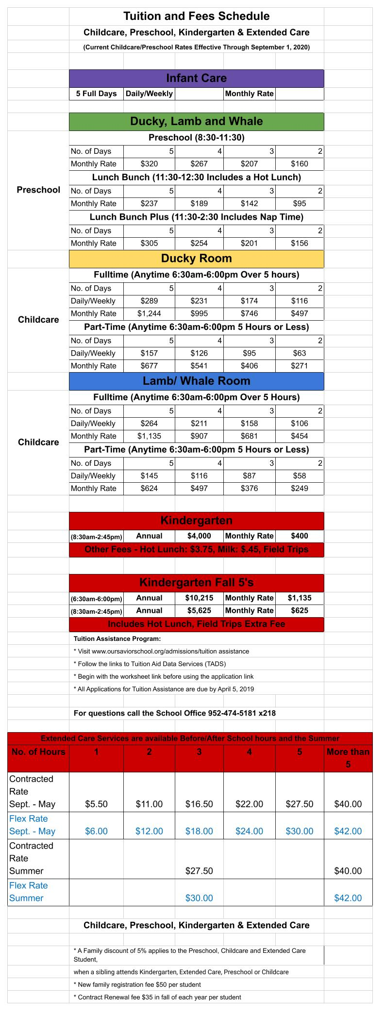 Updated 6_6_19 Tuition