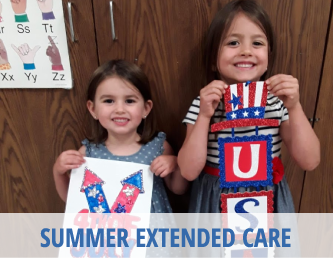 Summer Extended Care
