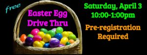 OSLCS Easter Egg Drive Thru